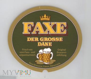 Faxe, Der Grosse Dane