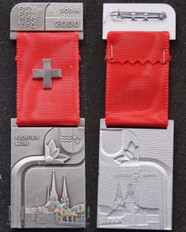 Medal sportowy ze Szwajcarii