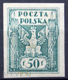 Poczta Polska PL 95-1919