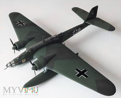 Wodnosamolot pływakowy Heinkel He 115 (model 1/72)