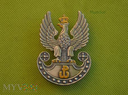 Orzełek metalowy Wojsk Obrony Terytorialnej