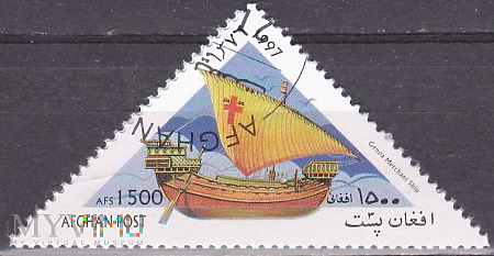 Genoese Merchant Ship