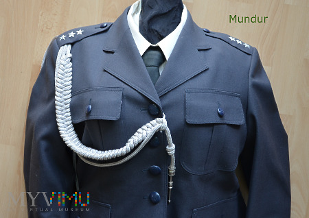 Mundur wyjściowy Sił Powietrznych - damski 136/MON