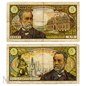5 Francs 1967 (0173432291) K.70