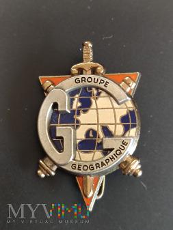 Odznaka 28 Grupy Geograficznej_Francja