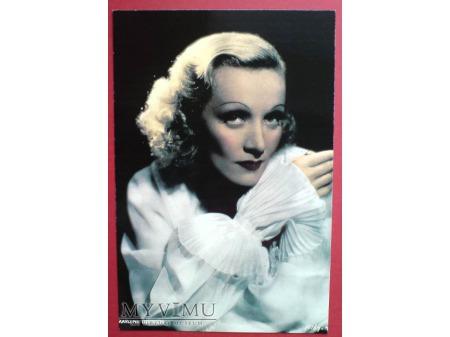 Duże zdjęcie Marlene DIETRICH lata 30-te AKTORKA FOTO