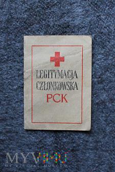 Legitymacja PCK