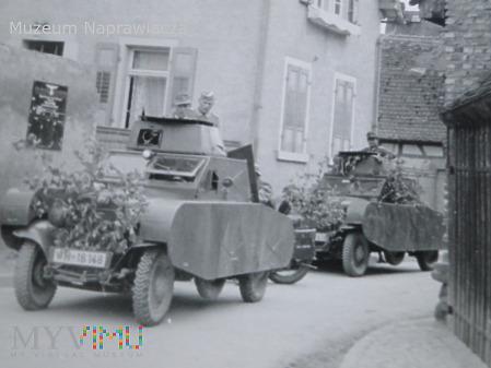 Atrapy czołgów do szkolenia załóg