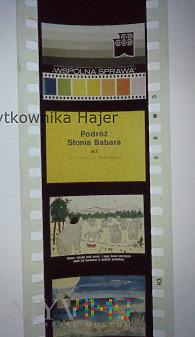 Podróż Słonia Babara cz I , cz II
