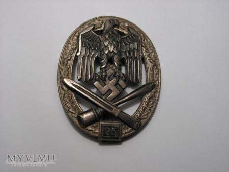 Odznaka Szturmowa 25