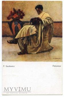 Quo Vadis - Petroniusz - Stachiewicz