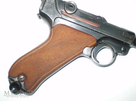 Pistolet P08 LUGER Parabellum z 1917