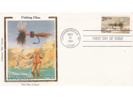 Duże zdjęcie USA 1991 - FDC Colorano