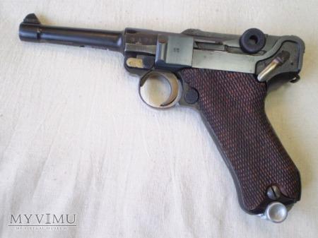 Duże zdjęcie Pistolet P08 LUGER Parabellum S/42