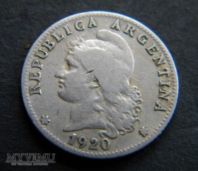 20 Centavos 1920