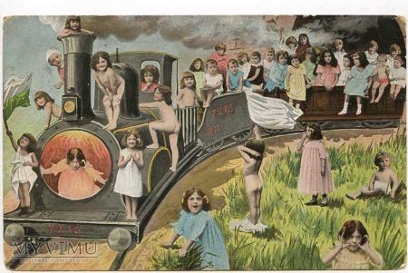 Dziwny pociąg