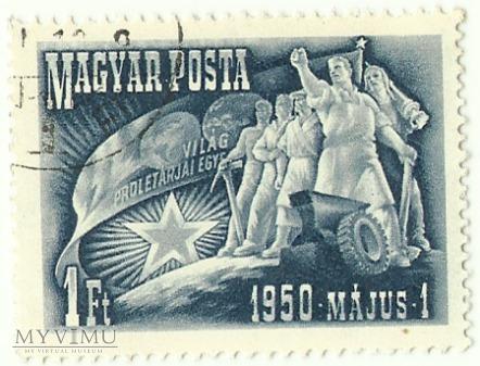 Święto 1 maja - Węgry
