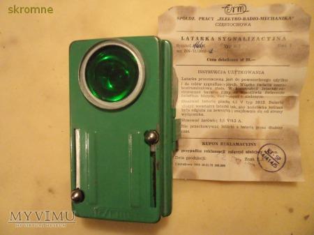 latarka sygnalizacyjna typ E-5