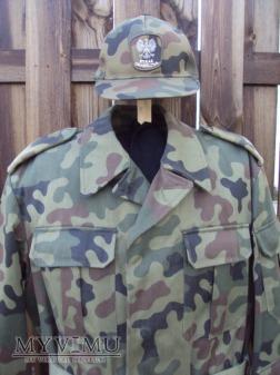 Mundur polowy SG z połowy lat 90tych