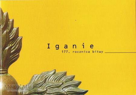 Iganie - 177 rocznica bitwy.