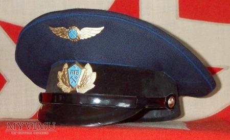 Odznaki na czapkę.
