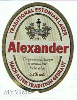 a.le coq tartu alexander