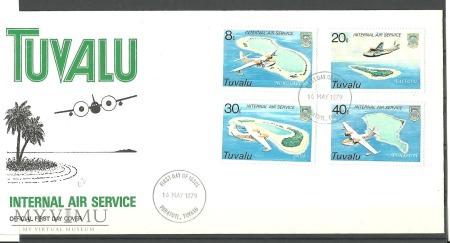 FDC Tuvalu