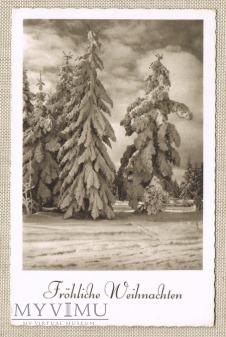 Duże zdjęcie 22.12.1939 Kartka świąteczna