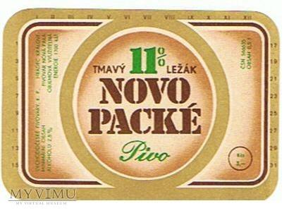 novo packé pivo