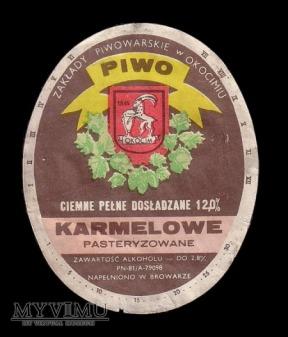 Piwo Karmelowe (Okocim)