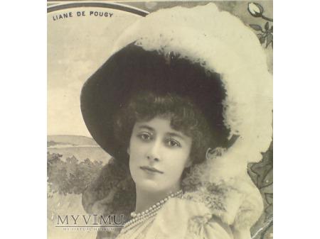 Liane de Pougy Kurtyzana i księżna secesja