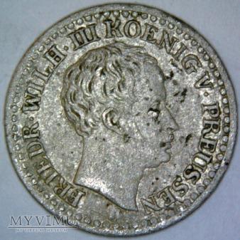 Fryderyk Wilhelm III 1797-1840-1 GROSCHEN 1821