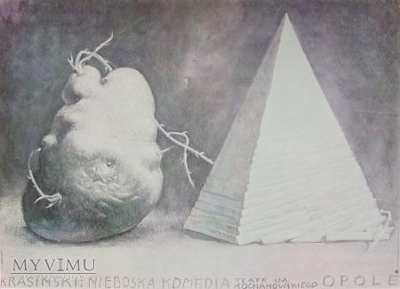 Franciszek Starowieyski, Nieboska komedia