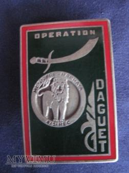 Duże zdjęcie 4e escadron Daguet 1990-1991