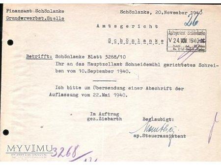Dokument sądowy 1940 #11