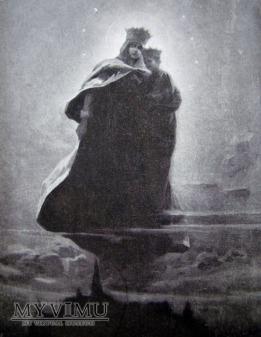 Matka Boża niebieskim płaszczem spokoju otula ...