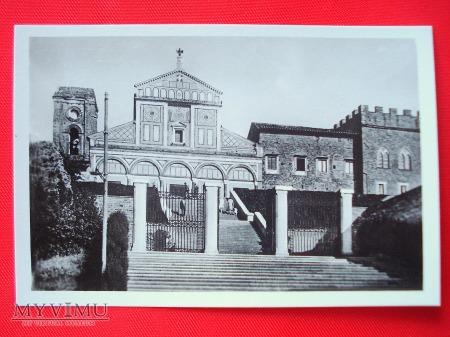 Florencja - Kościół San Miniato al Monte