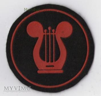 Oznaka specjalisty MW - orkiestrant