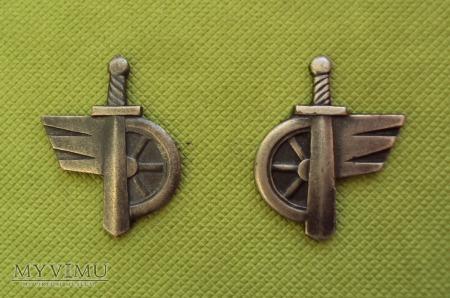 Korpusówki komunikacji / wojsk kolejowo-drogowych