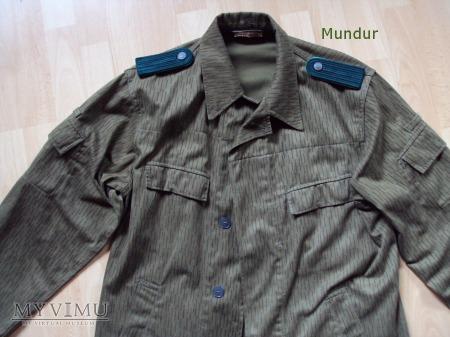 Volkspolizei Felddienstuniform - mundur polowy