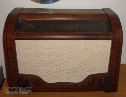 Radioodbiornik AGA