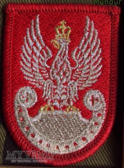 Orzełek wz.93 Żandarmerii Wojskowej (haft komput)