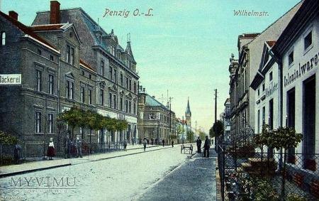 ulica Świerczewskiego [Wilhelmstrasse]