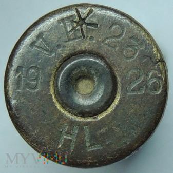 Łuska 8x58 R Krag V.II.23 26 HL 19