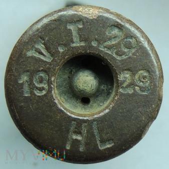 Łuska 8x58 R Krag V.I.29 29 HL 19