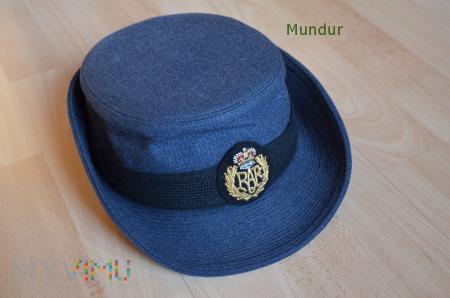 Brytyjski kapelusik damski RAF