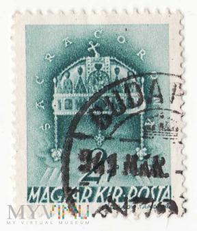 Korona - Węgry 1939r