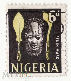 Nigeria - Maska Benin 1961