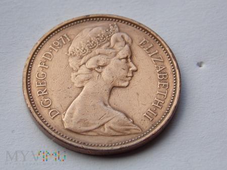 2 pensy 1971 -Anglia