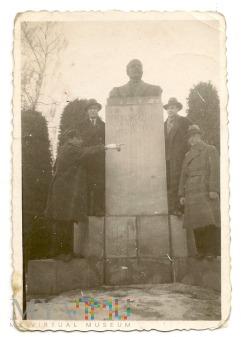 Kraków park Jordana 1934r